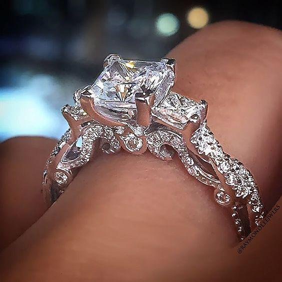 El anillo de compromiso más popular de Pinterest - Saltillo360