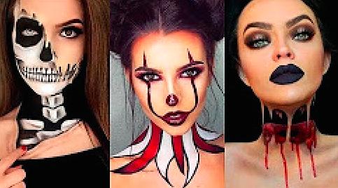Los mejores tutoriales de maquillaje para halloween Saltillo360