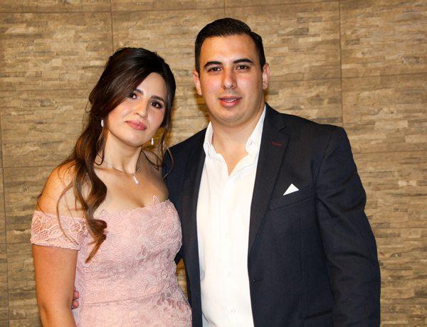 Cristina Castillo y Luis Sepúlveda.