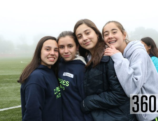 Ana Gaby Bone, Mariana Montemayor, María González y Ana Sofía Rodríguez.