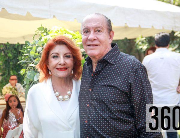 Tony Urista y José Ramón Leal.
