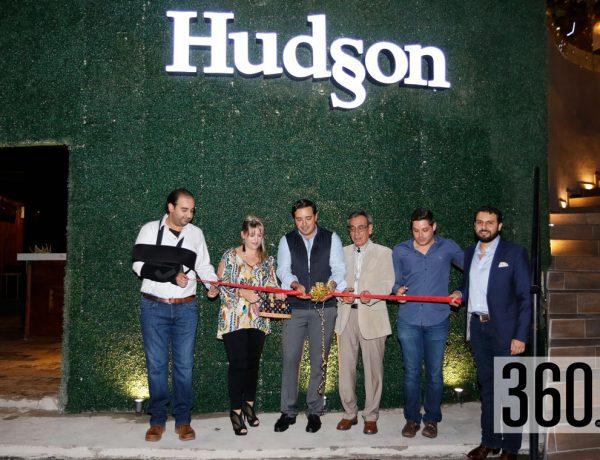 """""""Hudson"""" fue inaugurado"""