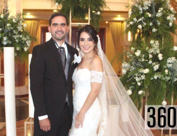 Alejandra Pepi Villanueva y Everardo Villegas Sandoval.