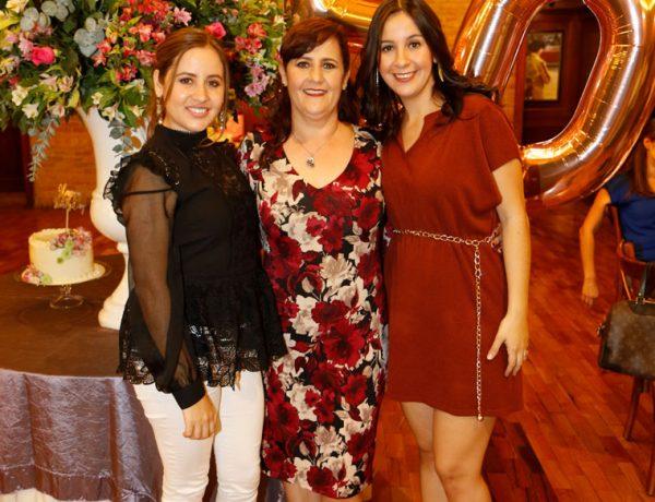 Gaby, Maru y Maru Dávila