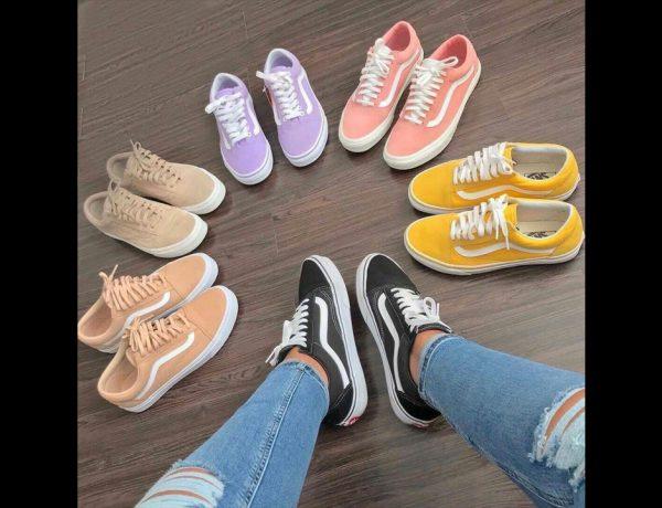 El calzado deportivo es una gran opción puesto que los usamos en diversas ocasiones a lo largo del año