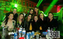 Bárbara Salinas celebró su cumpleaños con sus mejores amigas.