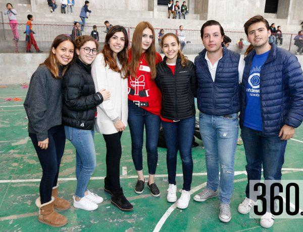 La Fundación Soñar Despierto llevó a cabo su tradicional MacroPosada.