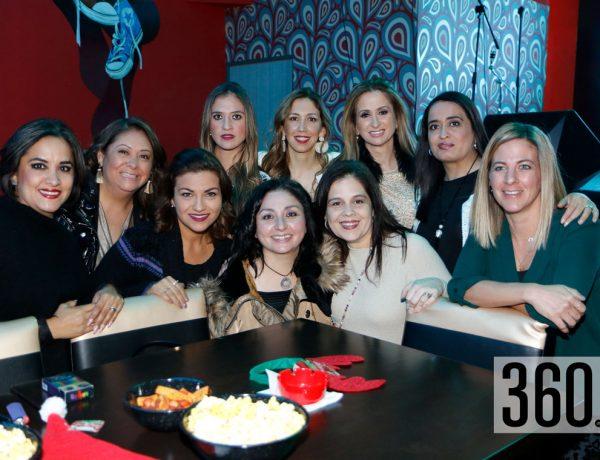 Con una fiesta las mamás del COLAM reciben el 2019.