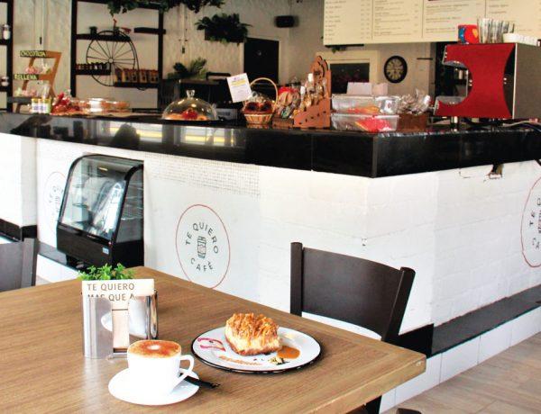 TE QUIERO CAFÉ (CAFETERÍA GOURMET)
