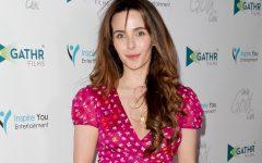 """La actriz participó en """"CSI New York"""" y CSI Miami"""", además de interpretar a la doctora Brooke Haerper en """"El mentalista"""""""
