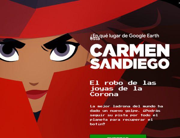 La ladrona más famosa del mundo se esconderá en Google Earth con las joyas de la corona británica
