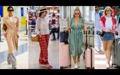 Estos outfit seguro te sacarán de un apuro en tus vacaciones de Semana Santa; además, son fáciles de llevar en la maleta.