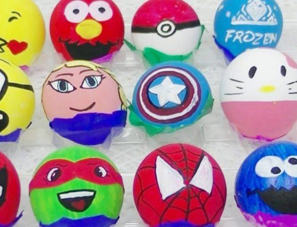 huevos-decorados-de-superman-decorar-huevos-de-pascua-minions-gru-1024x576