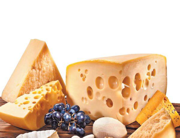 El queso cottage es uno de los más altos en proteínas y con pocas calorías.