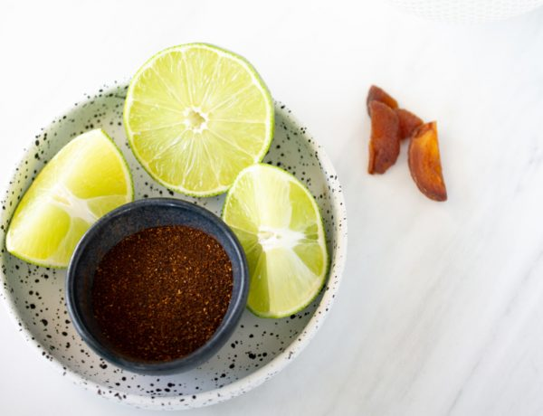 origen salsa chamoy