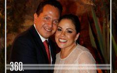 Nanis Chapa y Jorge Pérez unieron sus vidas por el civil acompañados de amigos y familiares