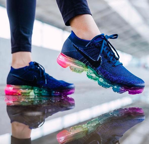 Debería Barriga Adivinar  Nike lanza una colección de tenis para celebrar el orgullo gay - Saltillo360