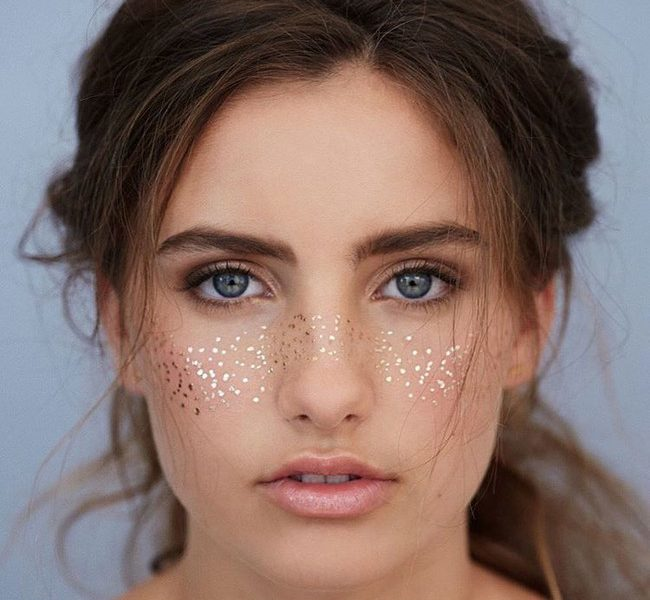Pecas doradas; la nueva tendencia de belleza - Saltillo360