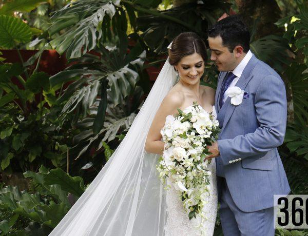 Paulina Arsuaga y Luis Homero Carrales.