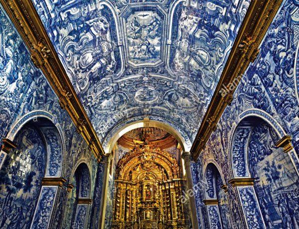 Viaje fascinante por los azulejos de Portugal