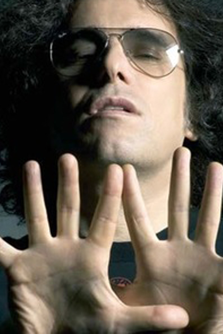 Andrés Calamaro, músico, compositor, productor y leyenda