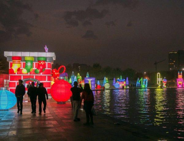 El Parque Fundidora se iluminará nuevamente