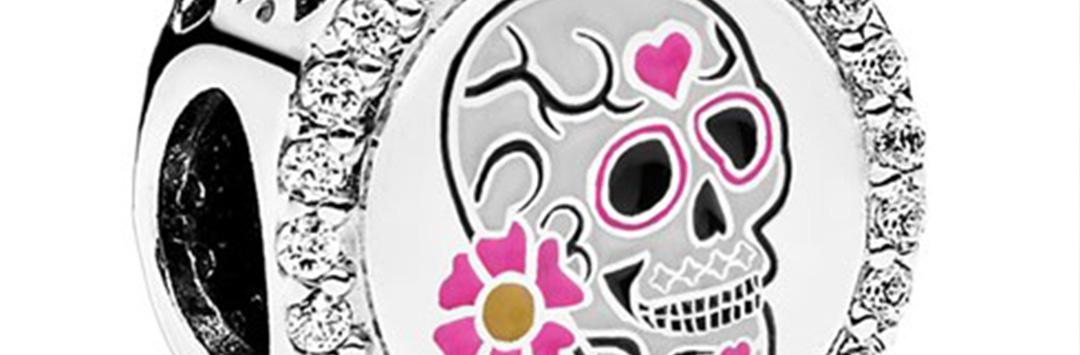 Pandora lanza un 'charm' inspirado en el día de muertos