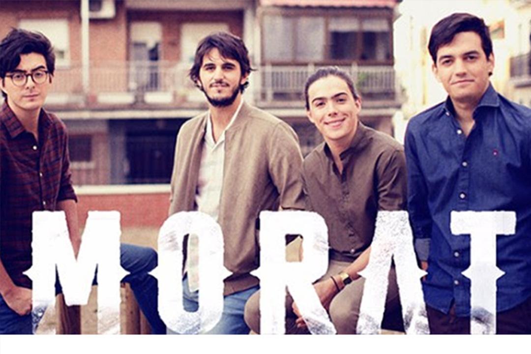 concierto de Morat