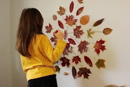 Empieza el otoño. Momento de cambiar la decoración.