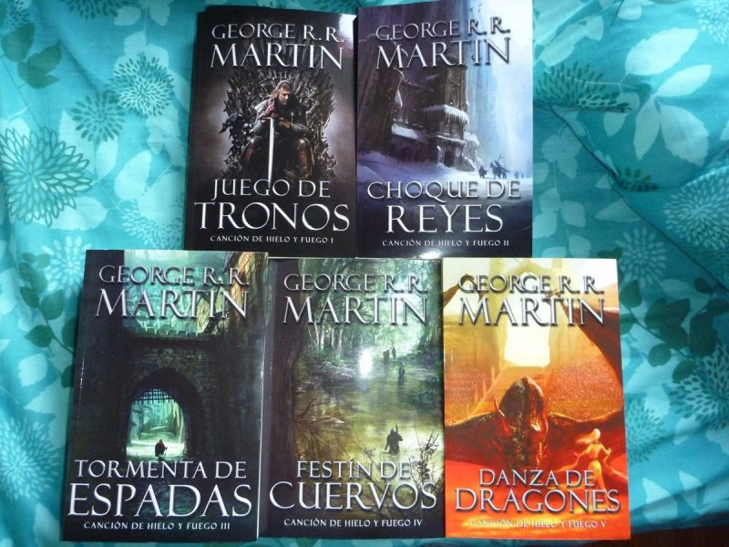 Libros games