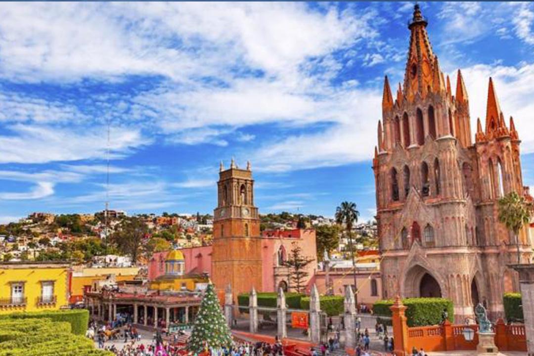 Ciudades patrimonio de México