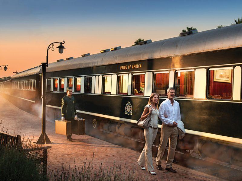 Los mejores trenes temáticos del mundo
