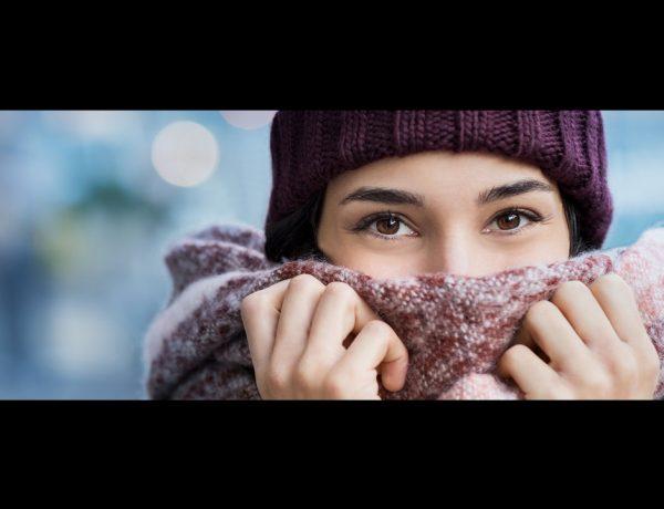 Evita que la humedad, el viento y el frío dañen tu piel durante el invierno