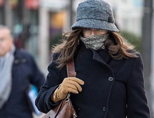 Cómo afecta el frío a nuestra piel