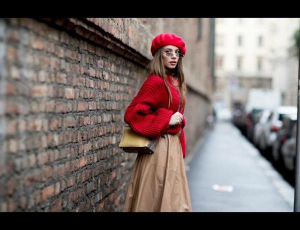 Este color es una gran opción para darle vida y protagonismo a tu outfit