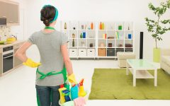 Alimentos para limpiar tu hogar
