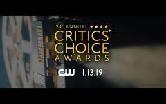 La cinta de Alfonso Cuarón estará presente en la entrega de premios el 13 de enero del próximo año.
