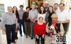 Los jueces del Festival de la Paella se reunieron para pedir posada