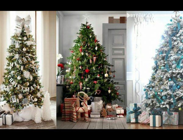 Te presentamos los mejores árboles de Navidad de distintos famosos, desde cantantes, actores y diseñadores de moda