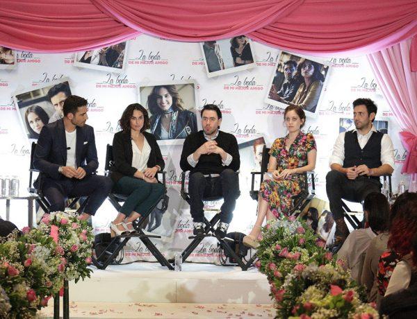La cinta será protagonizada por Ana Serradilla, Carlos Ferro y Natasha Dupeyrón