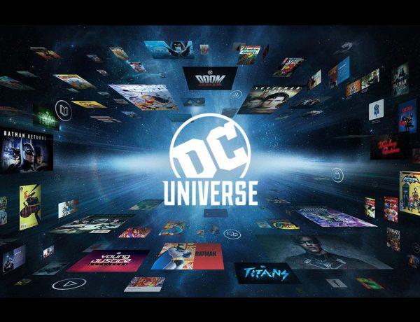 La compañía DC presentó un video donde presenta los próximos estrenos para el año 2019