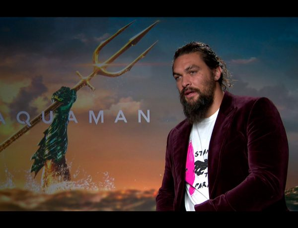 """El actor dijo en una entrevista que le encantaría que The Flash y Wonder Woman aparecieran en la secuela """"Aquaman"""""""