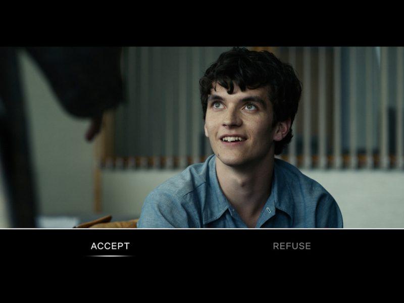 La cinta de Netflix permitió que los espectadores tomaran decisiones sobre la trama que desencadenarían diferentes finales