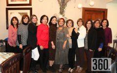 Con una bonita fiesta, María Fernanda León Figueroa despidió su soltería