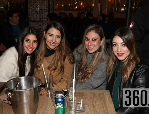 Alejandra Orozco, Maricarmen Sepúlveda, Hilda Ugalde y Marlene Benavides.