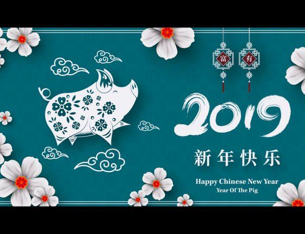 También conocido como Año Nuevo Lunar, es la festividad tradicional más importante del calendario chino