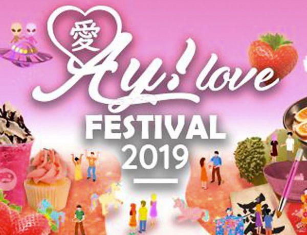 FESTIVAL DE SAN VALENTÍN AY! LOVE FESTIVAL 2019