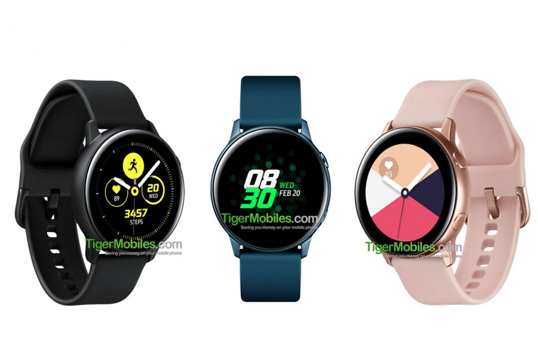 """De acuerdo con filtraciones, el nuevo modelo de Samsung se llamará """"Galaxy Watch Active"""""""
