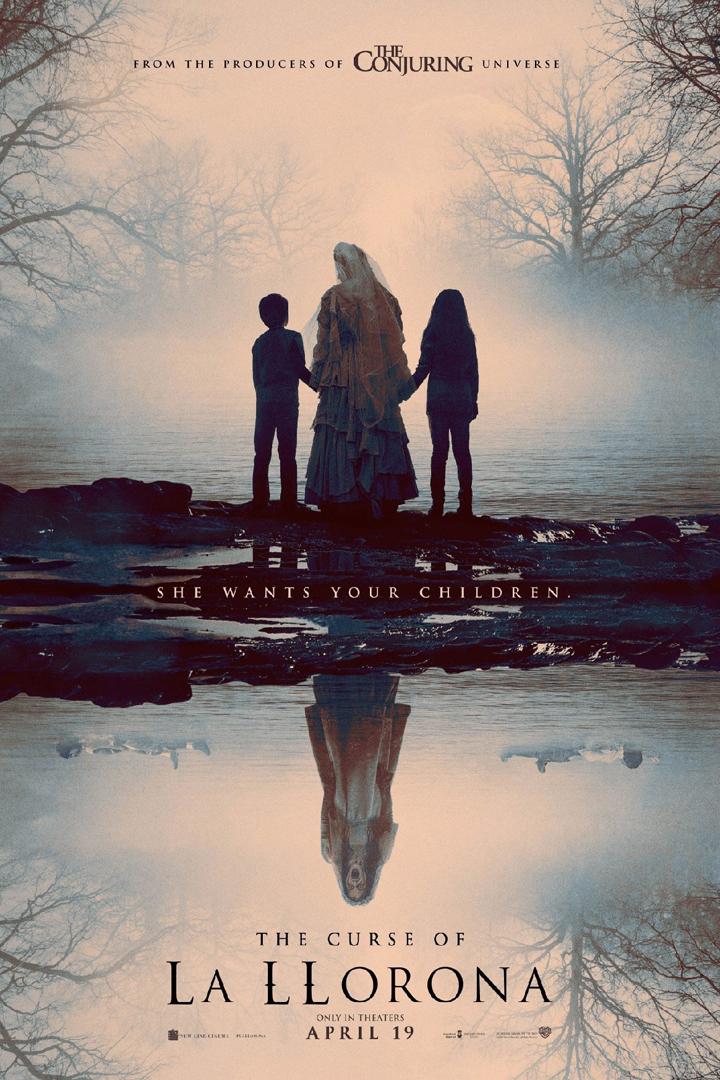 La nueva película de terror de James Wan llegará a los cines el 18 de abril de 2019