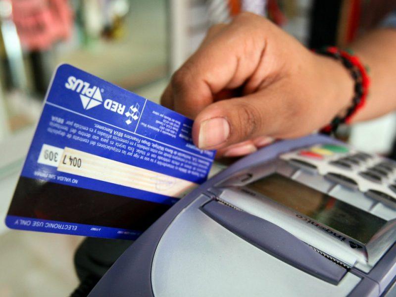 Cuidado tarjeta de credito